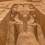 The Pharaoh Art Print