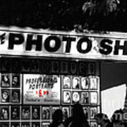 The Photo Shop Print by Cheryl Young