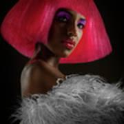 The Pink Panther Art Print