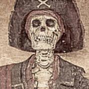 The Pirate Art Print