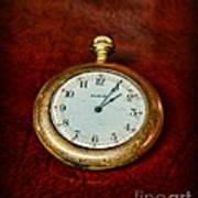 The Pocket Watch Art Print