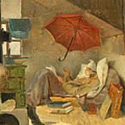 The Poor Poet II Art Print