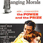 The Power And The Prize, Us Poster Art Art Print