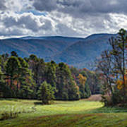 The Promised Land Cades Cove Art Print