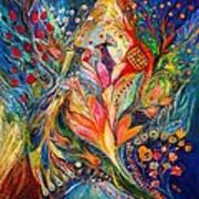 The Queen Lillie Art Print