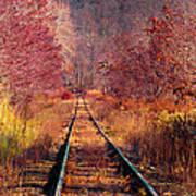 The Railroad Art Print