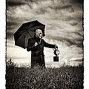 The Rainmaker Art Print