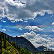 The Rare Phenomena Rainbows Art Print