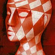 The Red Phantom Art Print