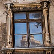 The Reflecting Castle Art Print
