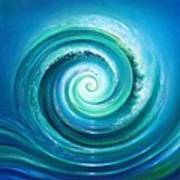 The Return Wave Art Print