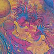 The Rhythm Of Carnival Art Print