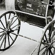 The Rickshaw Art Print