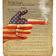 The Right To Bear Arms-4 Art Print