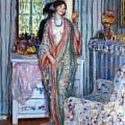 The Robe Art Print