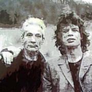 The Rolling Stones Art Print