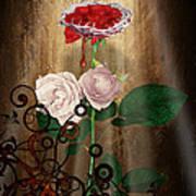 The Rose Of Sharon Art Print
