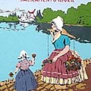 The Sacramento River Art Print