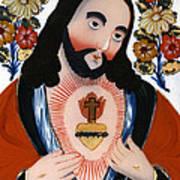 The Sacred Heart Art Print