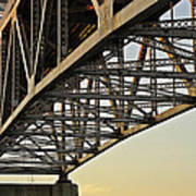 The Sagamore Bridge Art Print