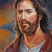 The Savior Art Print by Steve Spencer