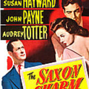 The Saxon Charm, Us Poster, From Left Art Print