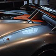 The Sculptured Rear 918 R S R Art Print