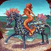 The Seamaid's Fantasy Art Print