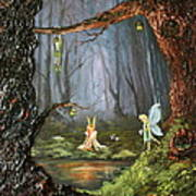 The Secret Forest Art Print