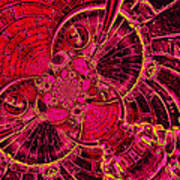 The Secret Life Of Hardware 1 Print by Wendy J St Christopher