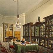 The Secretarys Room, Apsley House Art Print