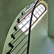 The Servants' Staircase Art Print