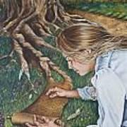 The Seven Spirits Series - The Spirit Of Knowledge Art Print