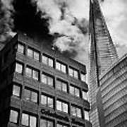 The Shard From Tooley Street Art Print