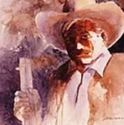 The Sheriff  Art Print