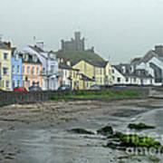 The Shores Of Ireland Art Print