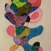 The Silk Worm Art Print