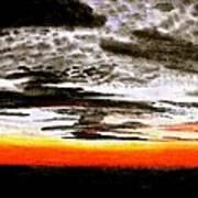 The Skies Art Print