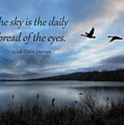 The Sky Print by Lori Deiter