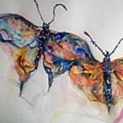 Under My Wing Art Print