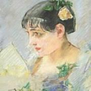 The Spanish Woman Art Print