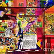 The Spherah Tiferet 9 Art Print