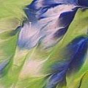 The Spirit Of A Hummingbird Art Print