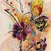 The Splash Of Life Series No 2 Art Print