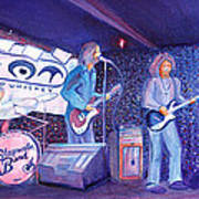 The Steepwater Band Art Print