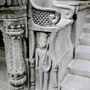The Haveli Chair Art Print
