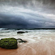 The Storm Print by Jorge Maia