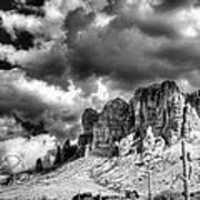 The Superstitions  Art Print