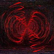 The Swarm Art Print