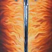 The Sword Of The Spirit Art Print